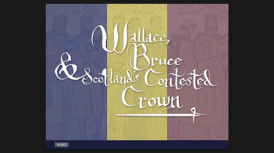 Wallace and Bruce game