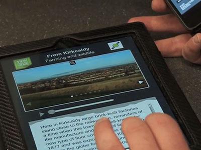 VFTT on iPad