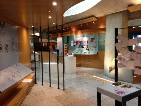 Scottish Parliament Exhibition