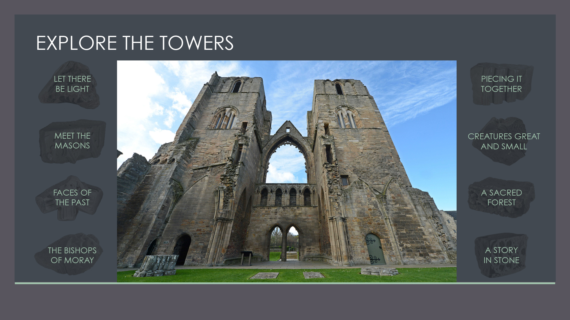 Explore the Towers